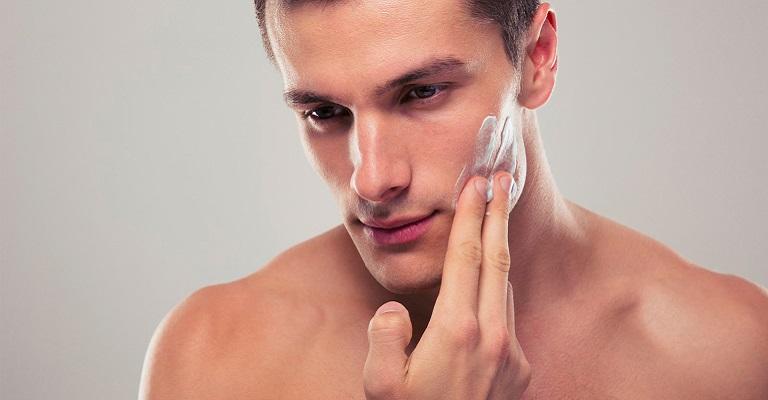 5 cuidados com a pele masculina