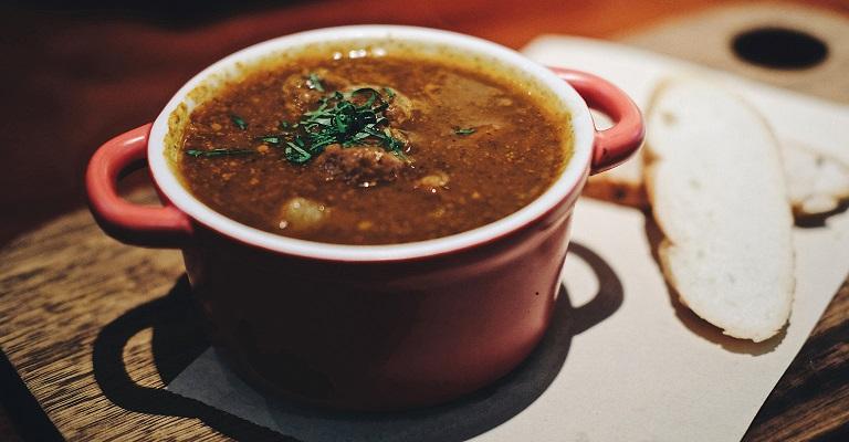Sopa Eslava: uma receita prática para o outono