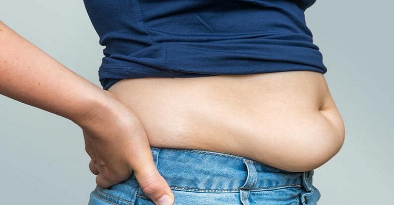 Gordura abdominal prejudica coluna e joelhos