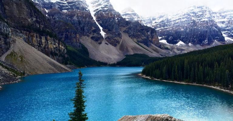 Atrações turísticas do Canadá: o Parque Nacional Banff