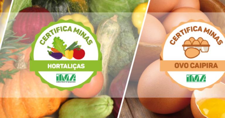 Hortaliças, mel e ovo caipira passam a integrar o programa Certifica Minas