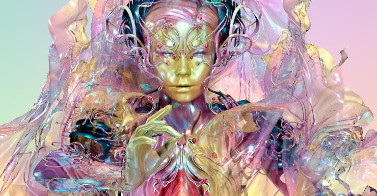 Exposição Björk Digital une arte e realidade virtual