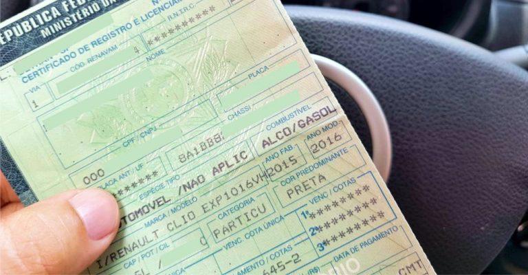 Licenciamento de veículos novos recua 1% em 2020
