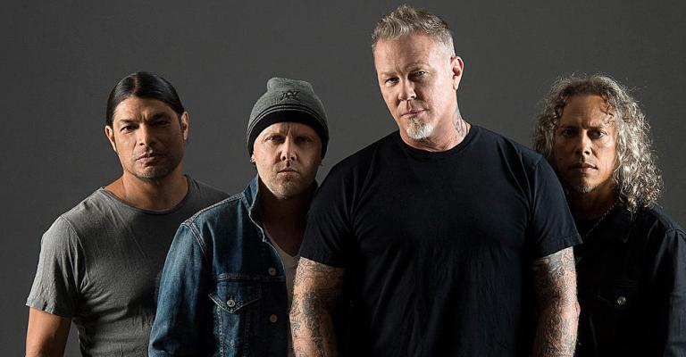 Turnê do Metallica no Brasil é adiada para dezembro