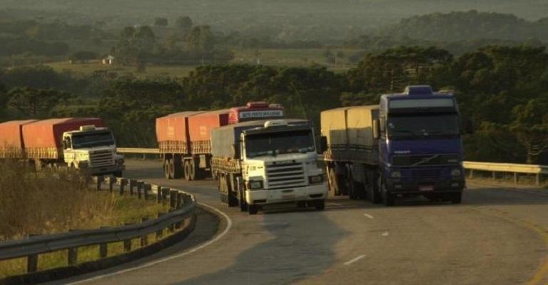 Movimentação de carga sofre redução de 38,7% no País nas últimas três semanas