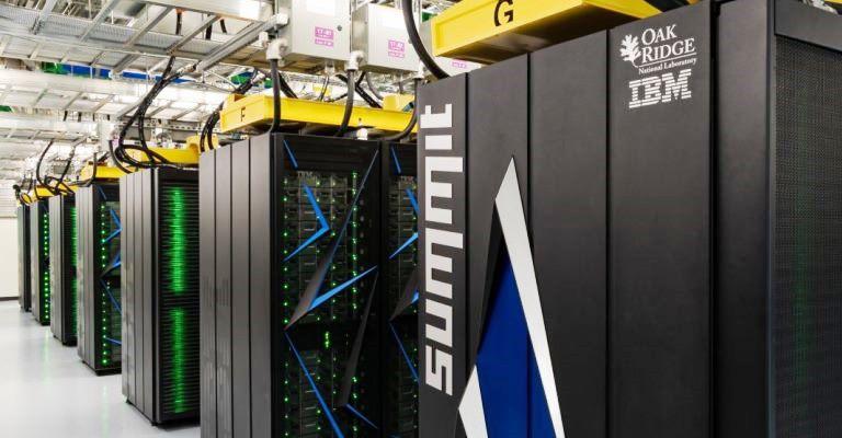 Coronavírus está na mira de supercomputadores dos EUA