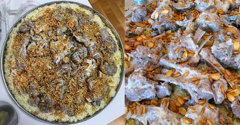 Aprenda a fazer o mansaf, prato típico da Jordânia