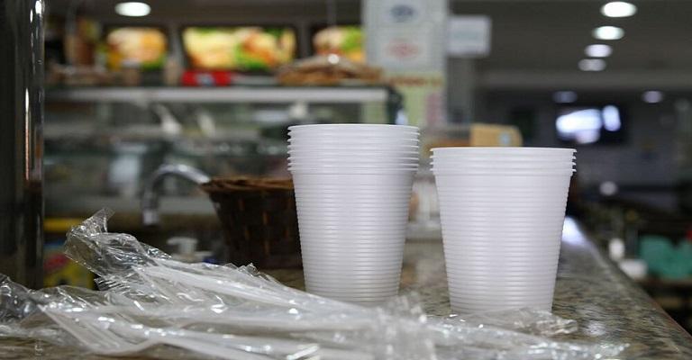 Plástico descartável: proibir para mudar