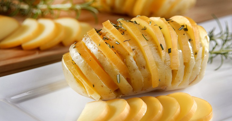 Batata ao Provolone: um acompanhamento em refeições ou petisco