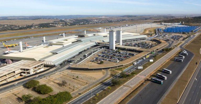 Aeroporto de BHterá movimentação de cerca de 500 mil passageiros em novembro