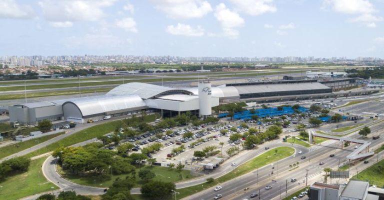 Aeroporto de Fortaleza finaliza primeira fase das obras de ampliação e modernização
