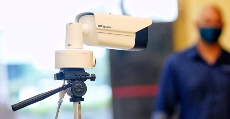 Aeroporto de Brasília instala equipamento que mede temperatura