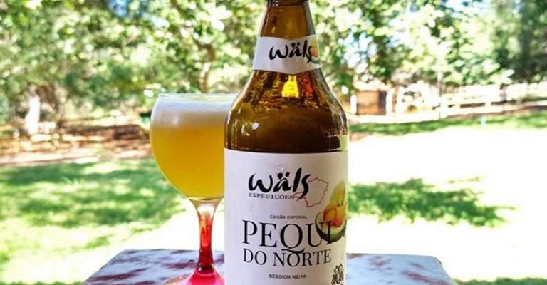 Wäls lança a primeira cerveja produzida com Pequi