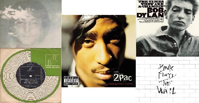 Seis músicas que mudaram o mundo em períodos de dificuldades