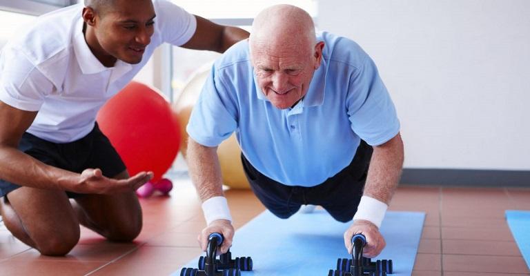 A atividade física na terceira idade
