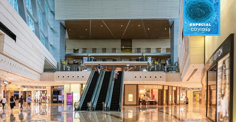 A reabertura dos shopping e o aluguel variável das lojas