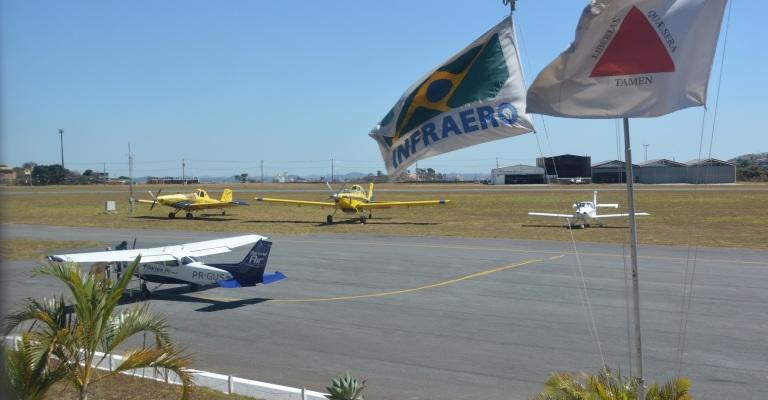 Infraero publica editais de concessões de uso de áreas no Aeroporto de Carlos Prates