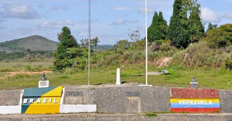 IBGE divulga relação dos municípios na faixa de fronteira do Brasil