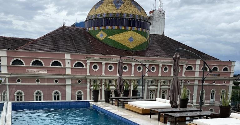 Hotel Juma Ópera, de Manaus, programa reabertura para julho