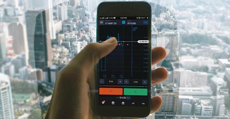 Porquê o sucesso dos aplicativos de Opções Binárias?