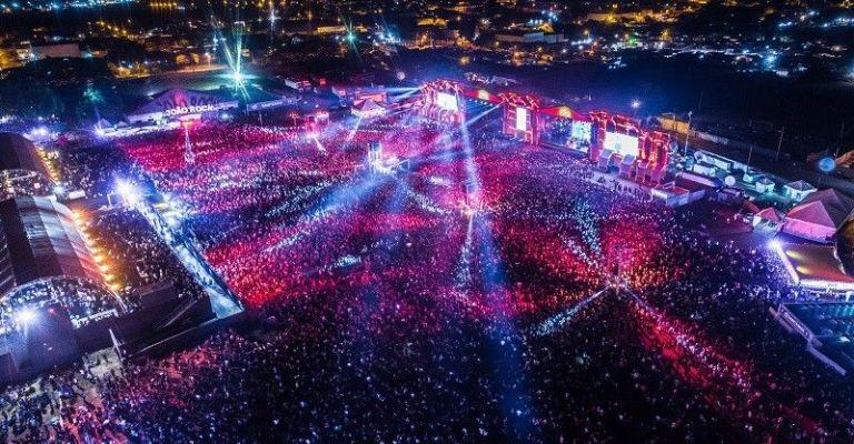 Festival João Rock terá edição virtual transmitido pelo YouTube
