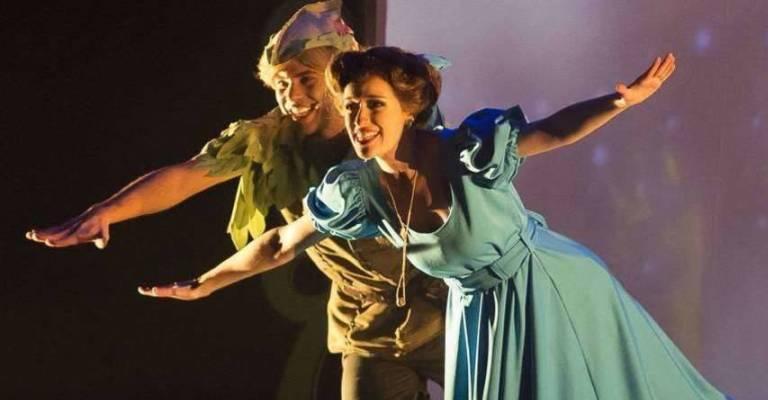 Clássico musical 'Peter Pan' ganha versão online