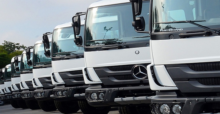 Emplacamentos de caminhões em junho deste ano foi maior do que em 2019