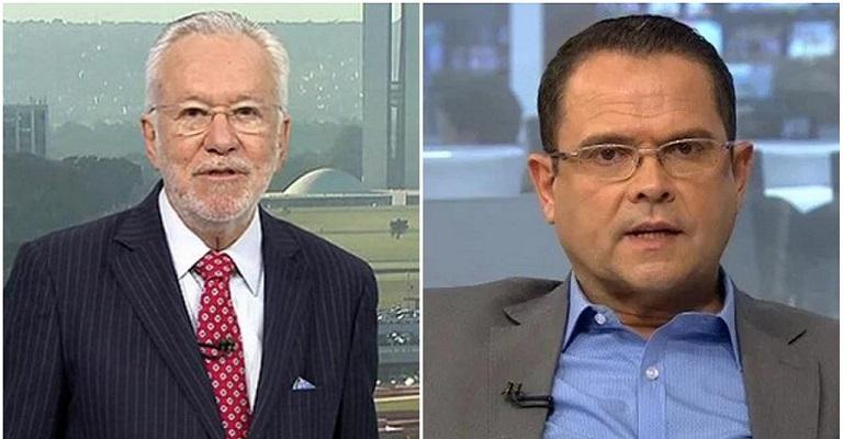 Alexandre Garcia e Sidney Rezende são os novos contratados da CNN