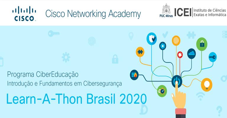 PUC Minas oferece formação em cibersegurança, em parceria com a Cisco Academy