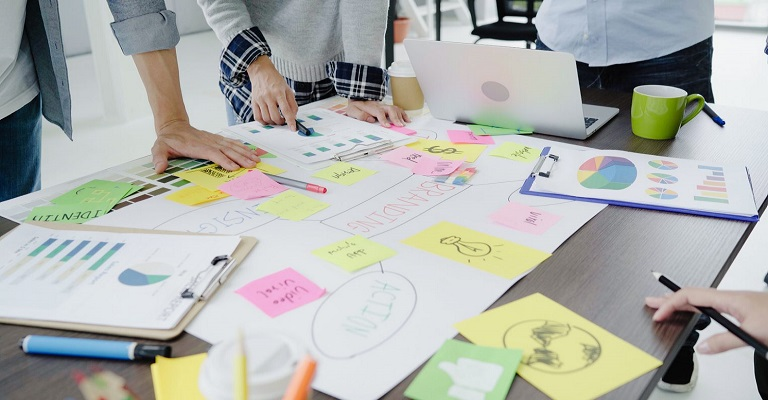 Marketing e estratégia empresarial:  o cliente como norte do sucesso empresarial
