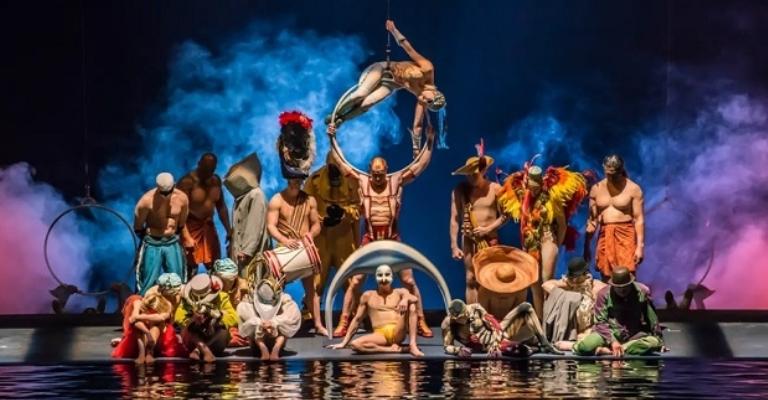 Cirque du Soleil pede recuperação judicial após crise por pandemia
