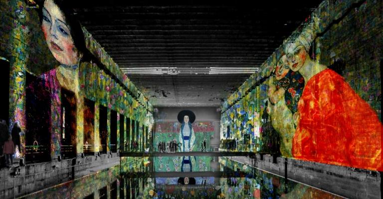 Cidade de Bordeaux ganha museu digital gigante em bunker