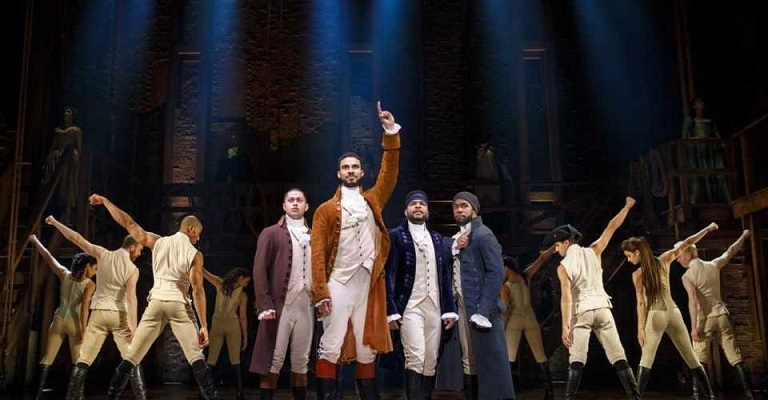 "Musical ""Hamilton"" vira filme e entra para catálogo do streaming Disney+"