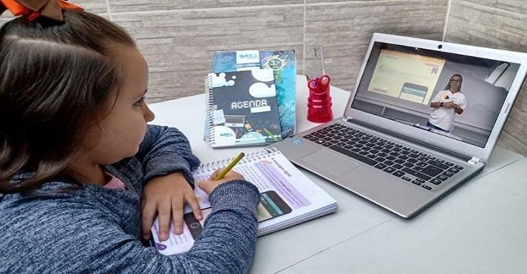 Possíveis consequências do uso excessivo de eletrônicos no ensino remoto