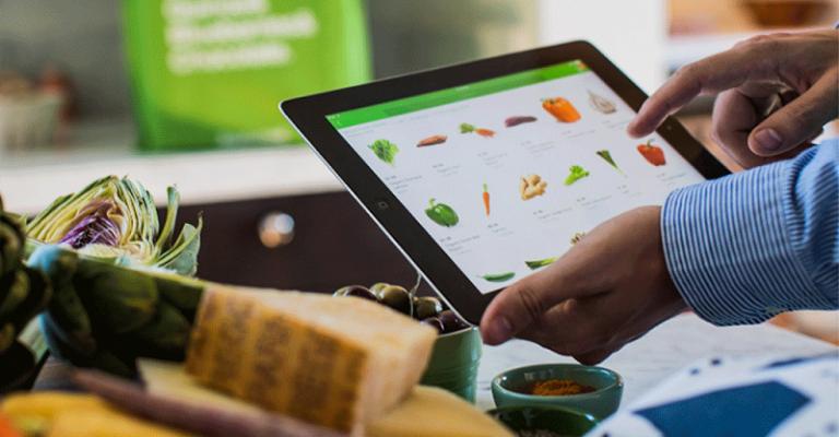 Especialista dá dicas de como  vender alimentos online