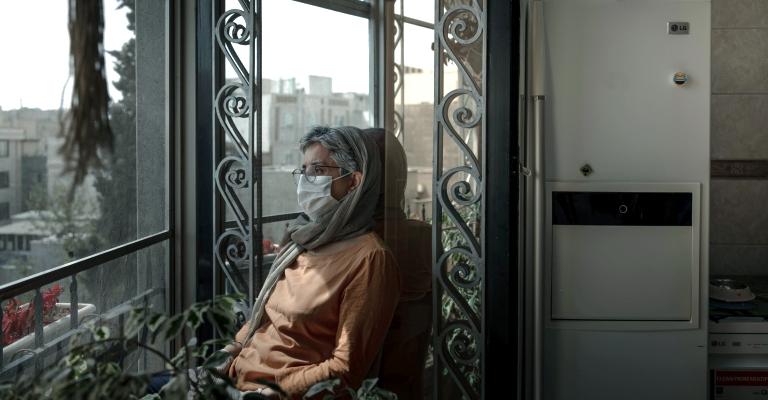 Getty Images premia 8 projetos fotográficos sobre a pandemia