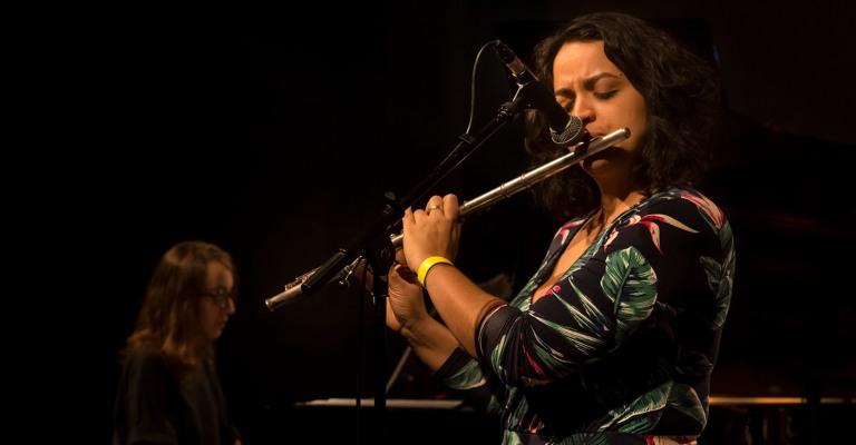 Marcela Nunes participa de dois programas inéditos no SescTV
