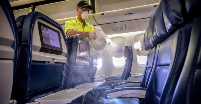 Delta retoma os voos entre São Paulo e Estados Unidos