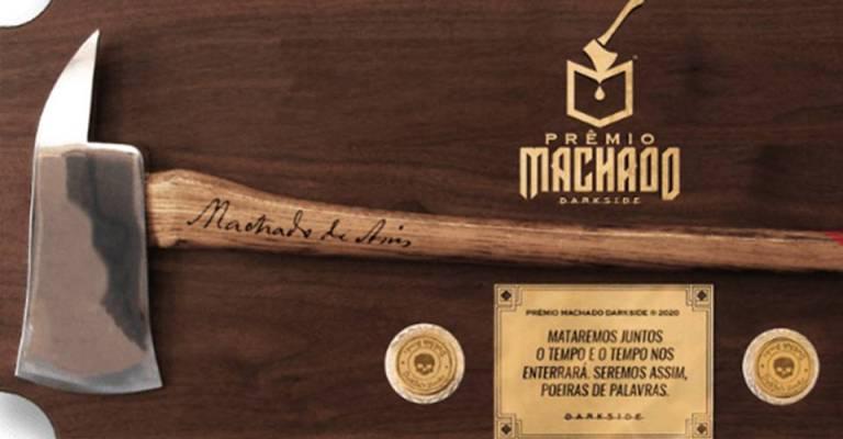 1º Prêmio Machado DarkSide de Literatura já tem mais de mil projetos inscritos