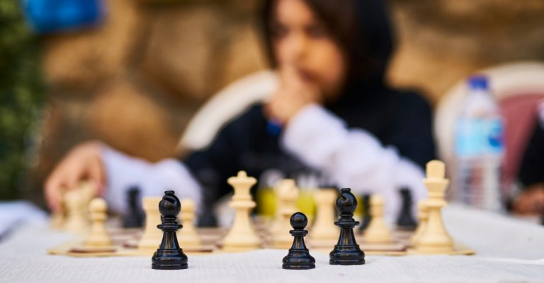 Sete motivos para jogar xadrez on-line