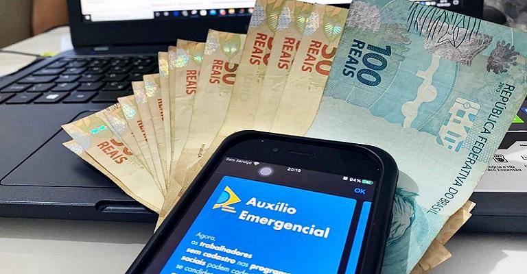Pandemia, economia brasileira e o Auxílio Emergencial