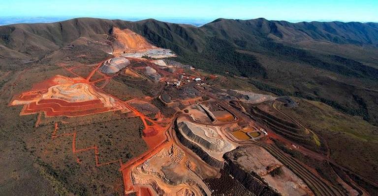 Justiça suspende avanço de mineração na Serra da Moeda