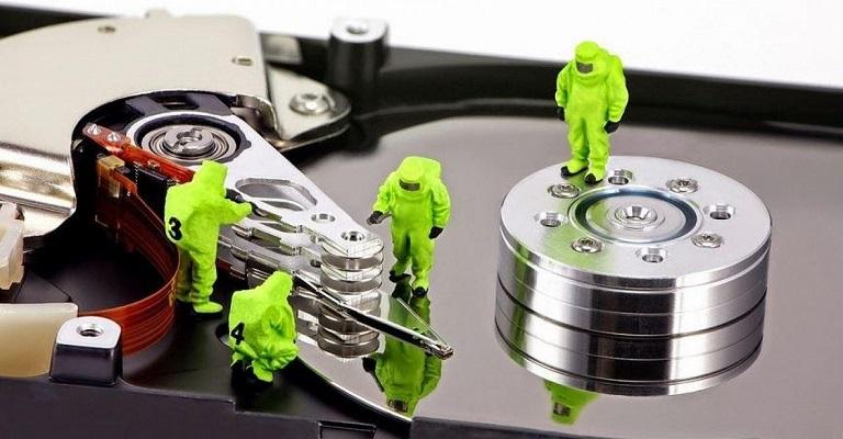 Como recuperar os arquivos apagados do HD