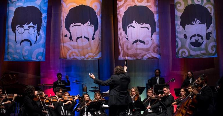 BH recebe o Beatles Music Live em formato drive-in