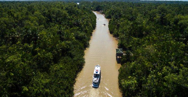 Pandemia reduz em 66% faturamento do turismo no Amazonas