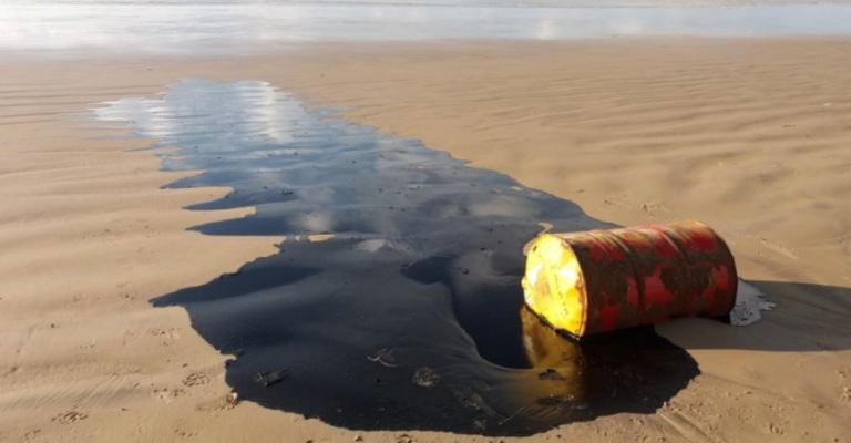 Um ano depois, manchas de óleo ainda representam risco ao ecossistema