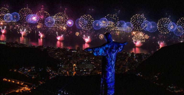 Réveillon deste ano no Rio será sem presença de público