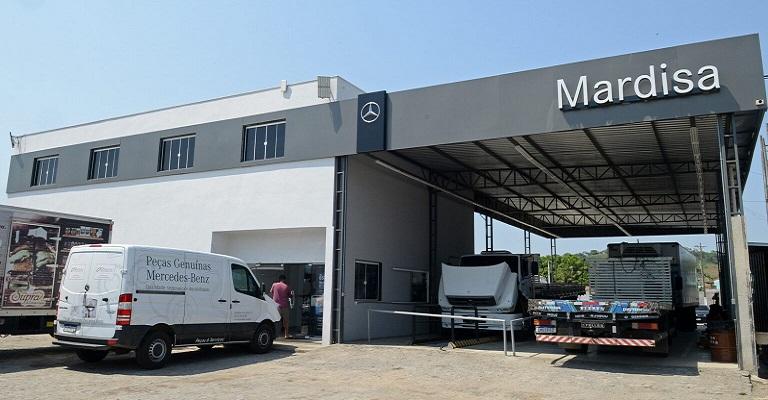 Mercedes-Benz lança rede de serviços com atendimento em postos de combustíveis