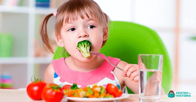 Os passos essenciais para seu filho comer melhor