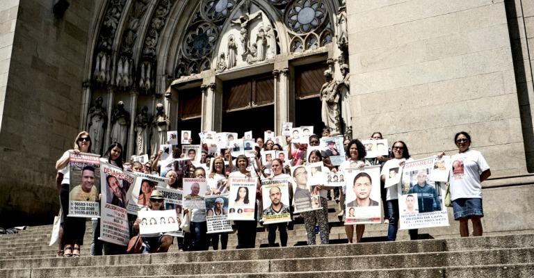 Mães da Sé lança aplicativo para ajudar a encontrar pessoas desaparecidas